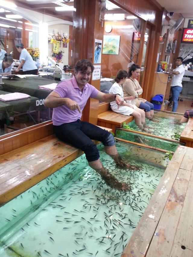 2 - Fish Spa