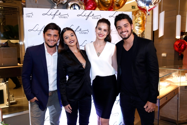 Bruno Gissoni, Giovanna Lancellotti, Camila Queiroz, Rodrigo Simas 5903