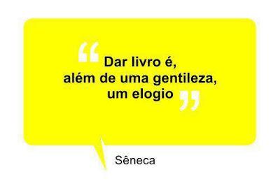 livro presente Seneca