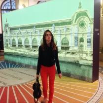 """Visitação à exposição """"O triunfo da cor"""" - Imagens: Ricardo Paulo"""
